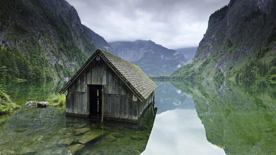 15. Halászkunyhó, Norvégia (?)