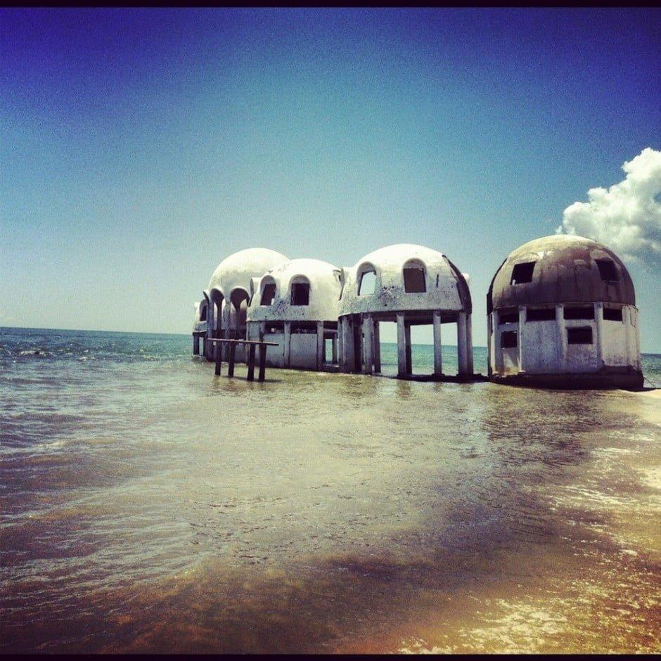18. Kupolásházak Flordia dél-nyugati részén