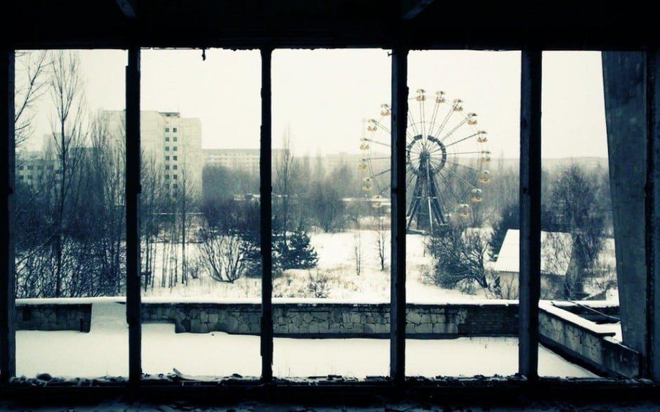 27. Pripjaty, Ukrajna