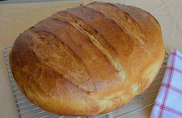 A legfinomabb házi kenyér receptje - végleg elfelejted a bolti kenyeret, ha ezt megkóstolod