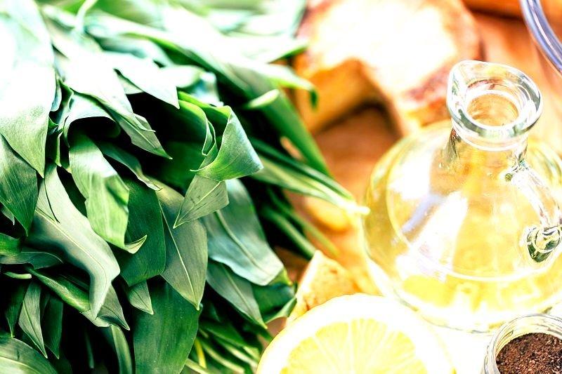 Medvehagyma ecet: nemcsak finom, de jótékony hatásai miatt is értékes