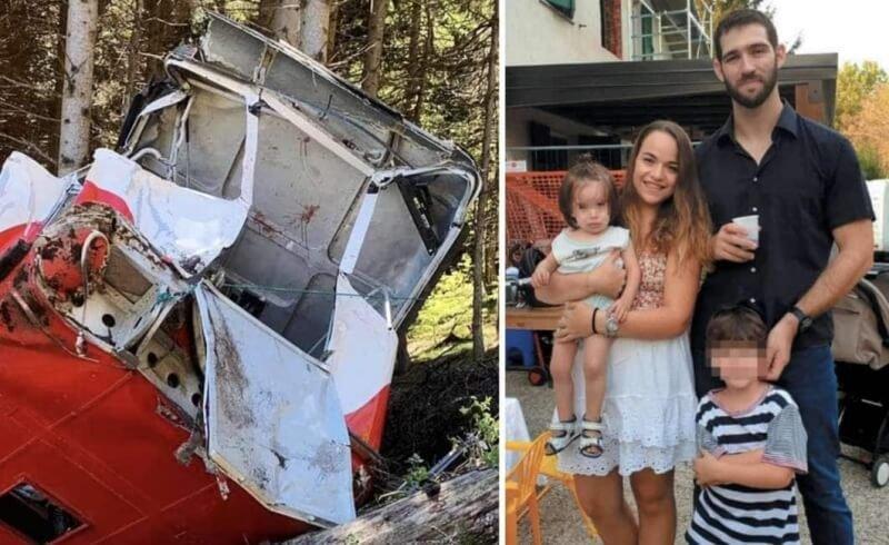 Olaszországi baleset: felébredt a kómából az 5 éves kisfiú, akit apja ölelése mentett meg