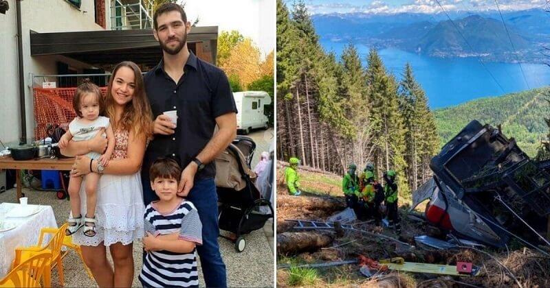 Olaszországi baleset: arra ébredt a kómából az 5 éves fiú, hogy az egész családját elveszítette