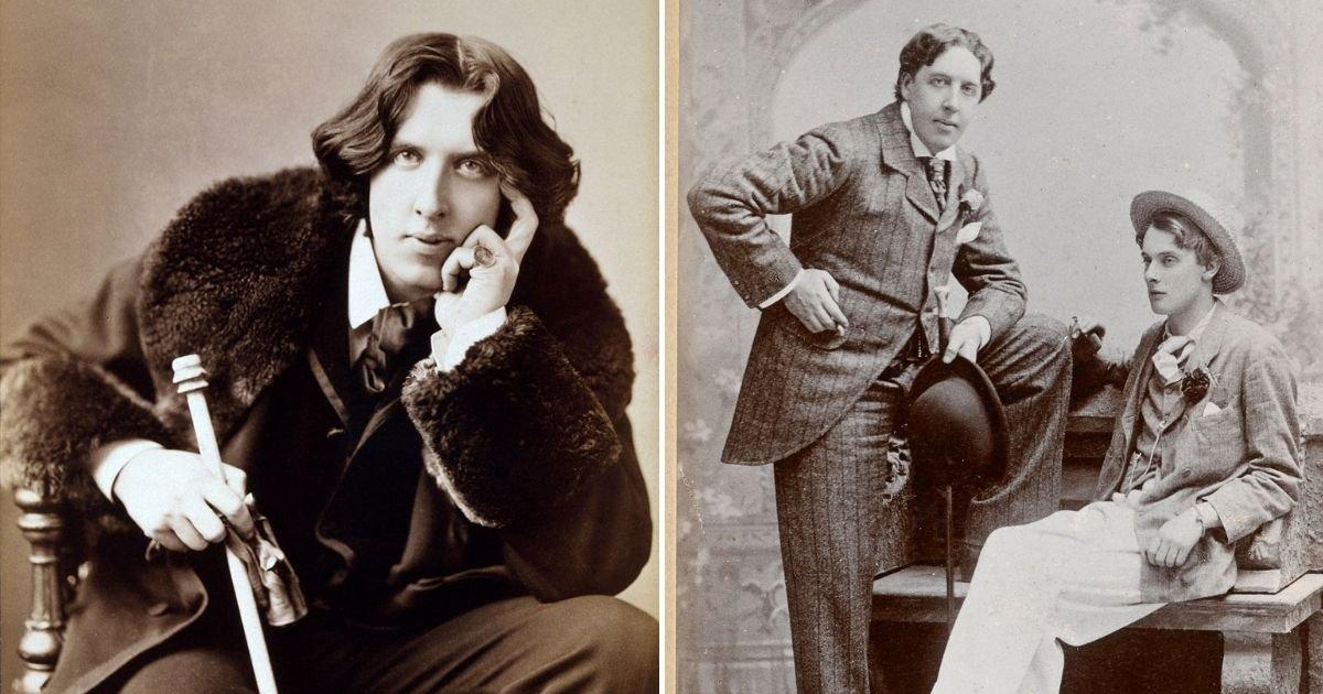 A férfi, aki tönkretette Oscar Wilde életét, az író nagy szerelme volt