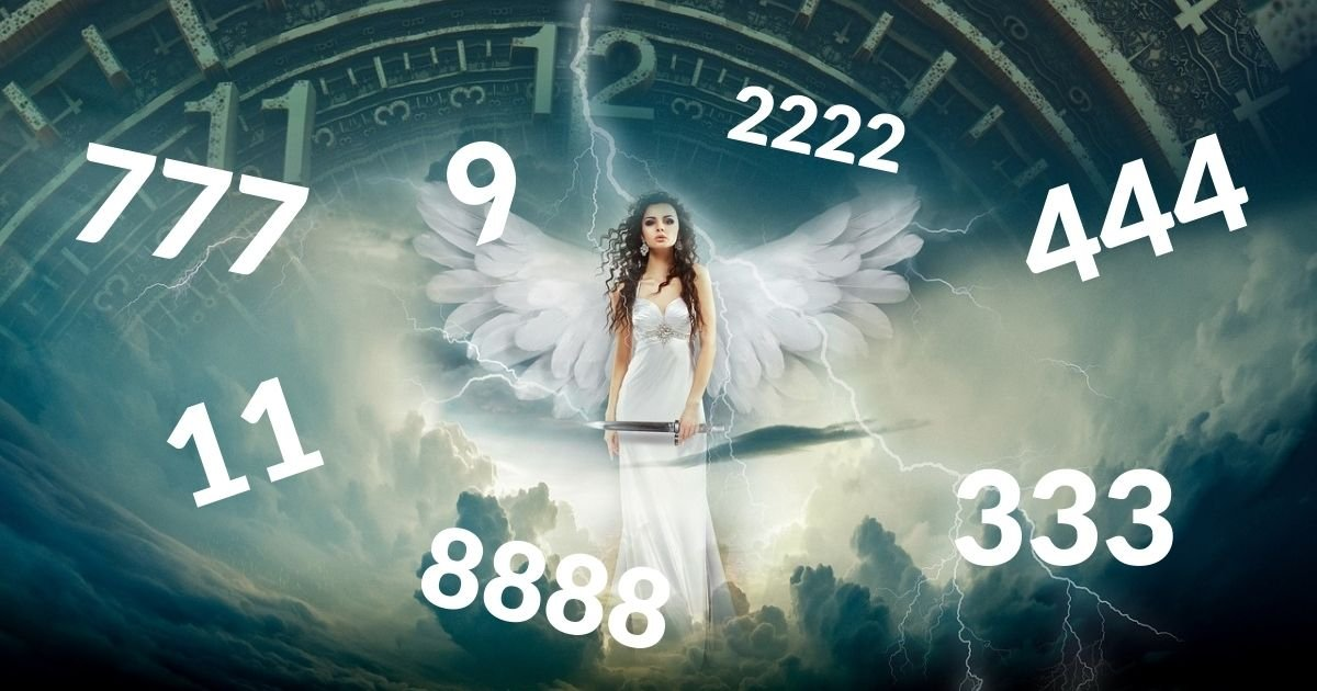 Ha folyamatosan ugyanazokat a számokat látod, lehet, hogy az őrangyalod üzenni próbál neked