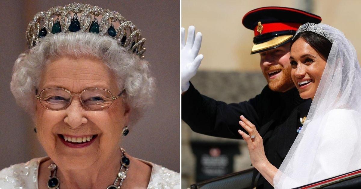 Harry herceg és Meghan nem kértek engedélyt a királynőtől, hogy Lilibet legyen a gyerekük neve!