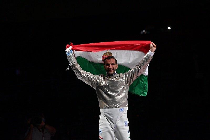 Szilágyi Áron aranyérmes lett Tokióban, sporttörténelmet írt
