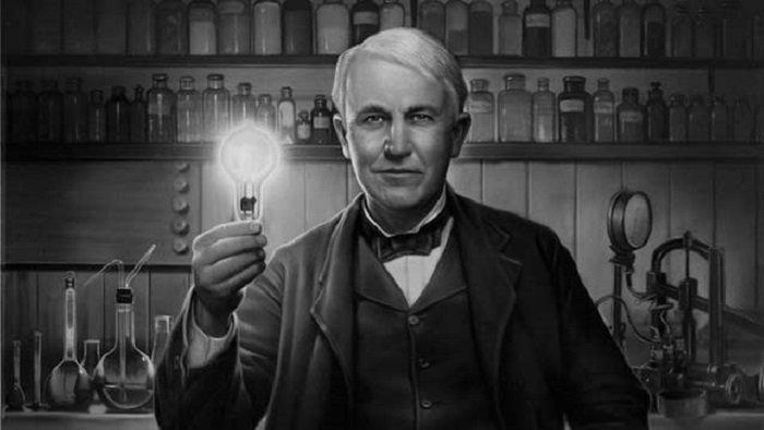 Edison az egészségét áldozta fel azért, hogy nekünk villanykörténk legyen!