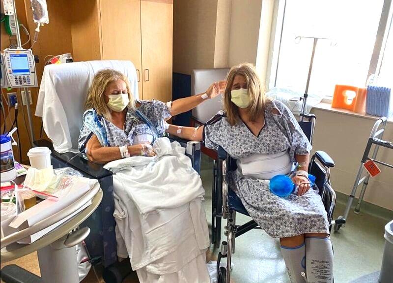 Két nappal esküvője után felajánlotta veséjét férje volt feleségének, hogy megmentse az életét