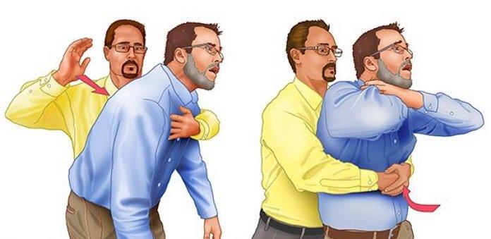 Heimlich manőver: elsősegély fulladás esetén! Hogyan kell helyesen csinálni?