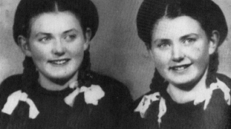 Az erdélyi ikerlányok, akik túlélték Dr. Mengele kegyetlen kísérleteit