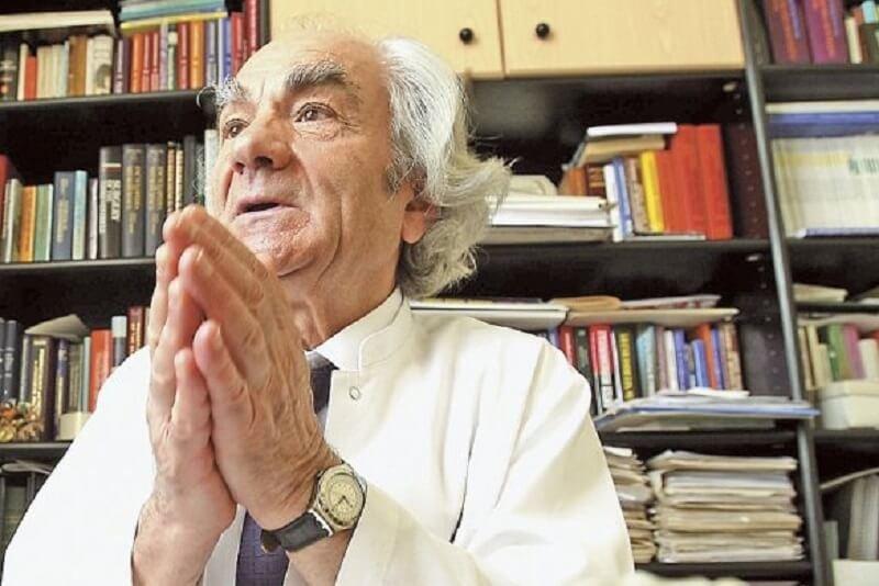 """""""Minden egyes emberi sejt szent"""" - mondja dr. Leon Dănăilă idegsebész"""