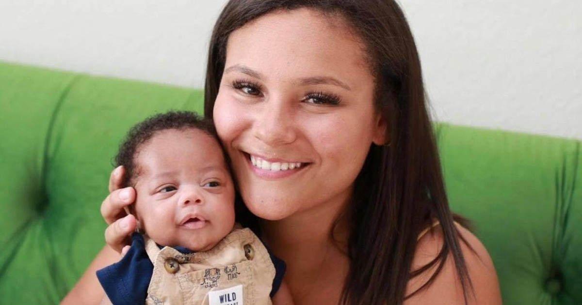 """A fiatal ápolónő örökbe fogadta a kisbabát, hiszen azonnal """"beleszeretett"""", ahogy megpillantotta!"""