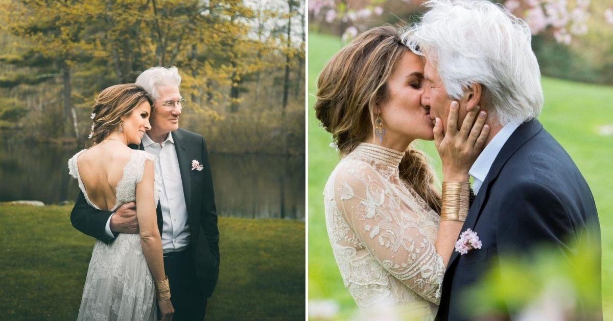 """Richard Gere 71 évesen találta meg a szerelmet, 33 évvel idősebb feleségénél: """"Ő a leggyönyörűbb nő a világon"""""""