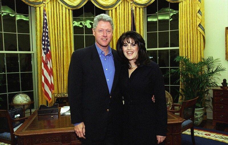 Emlékszel még Monica Lewinskyre? Így fest 48 évesen és ennyit keres a hírnevéből!