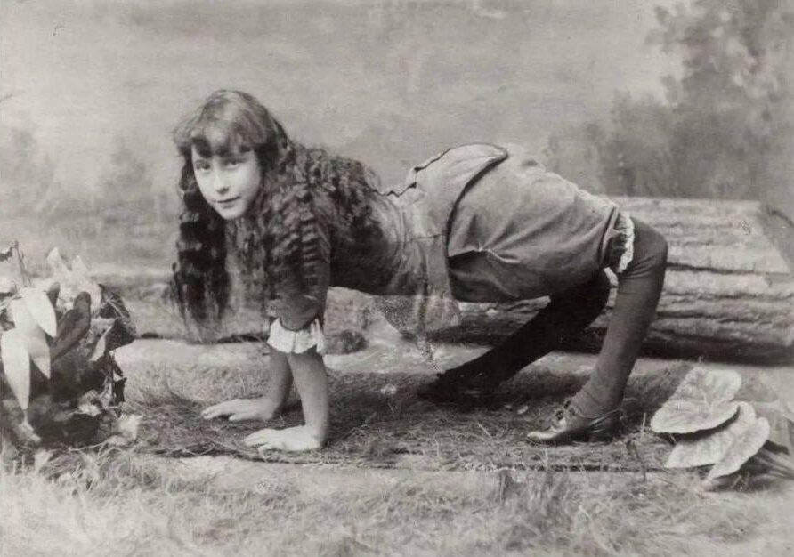 """Ella Harper, a """"tevelány"""", aki a 19. században igazi látványosságnak számított"""