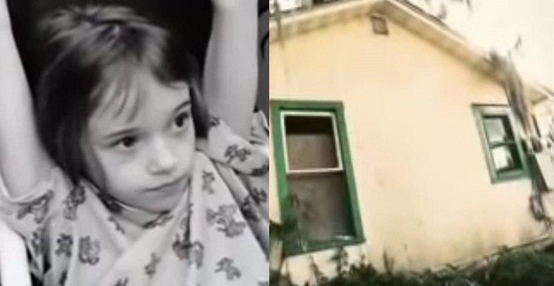 A férfi örökbefogadott egy lányt, aki egy sötét, szekrénynagyságú szobában töltötte élete első 7 évét