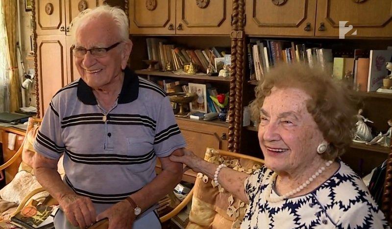 60 év után találkozott újra az egykori szerelmespár: 25 éve élnek boldog házasságban