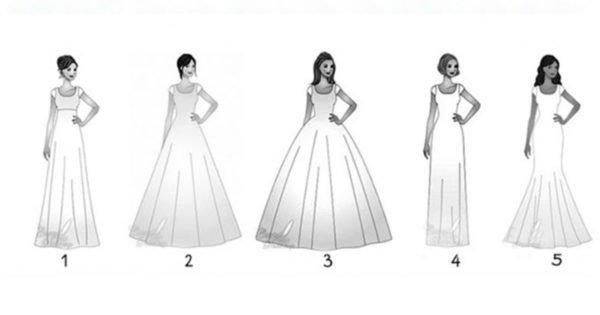 Melyik menyasszonyi ruha tetszik a legjobban? Válaszod sok mindenről árulkodik rólad!