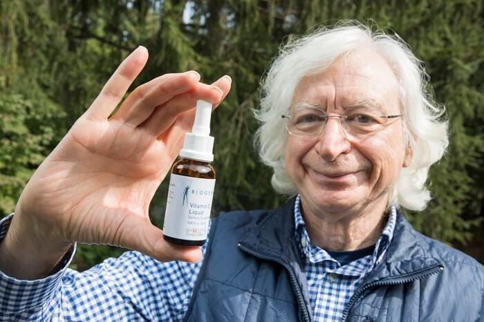 A világhírű professzor szerint ez a legalkalmasabb napszak arra, hogy bevedd a D-vitamint!